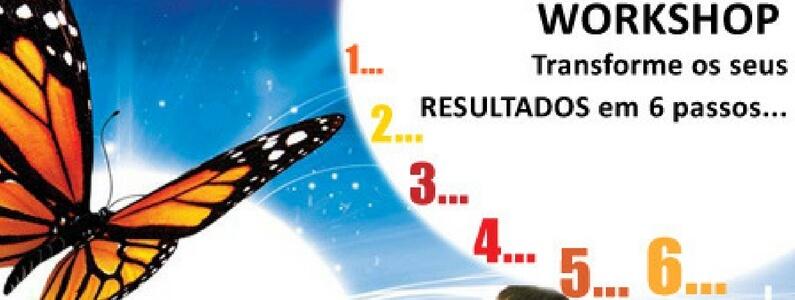 WORKSHOP CONFIANÇAGORA   Transforme os seus Resultados em 6 passos…