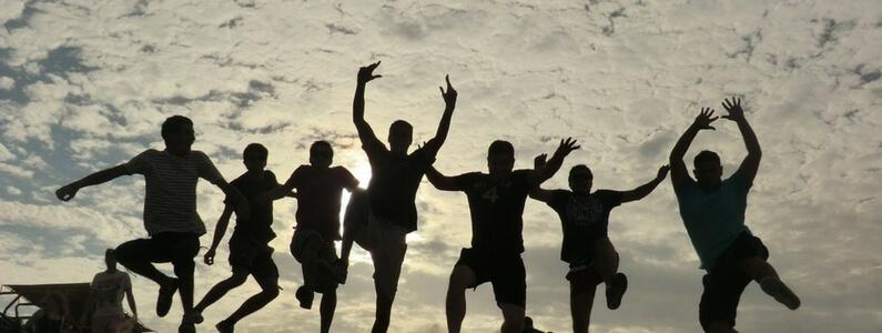 Inspiramos Pessoas! Um salto Natal!