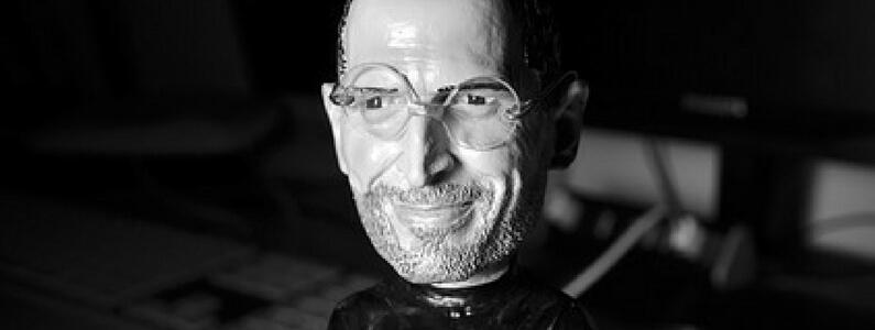 Steve Jobs, Inseguro ou Confiante?
