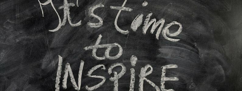 Inspiração num minuto!