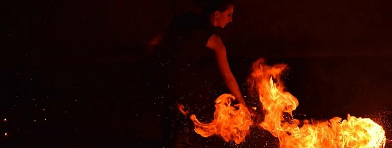 Acende o fogo que há em ti!