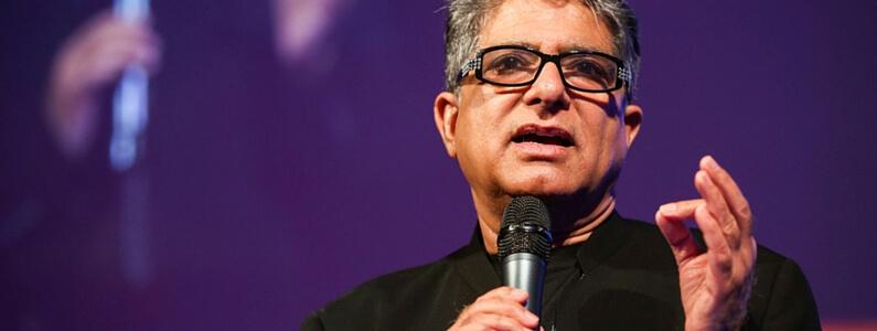 Deepak Chopra fala de Intenção