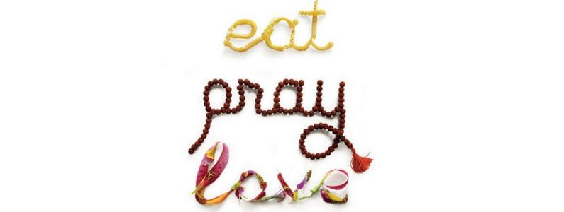 Comer, orar e amar!