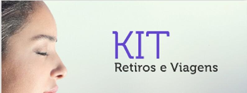 Kit Retiros e Viagens!