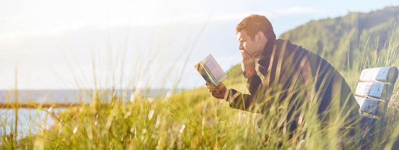 O que tem a leitura a ver com realização e preenchimento?