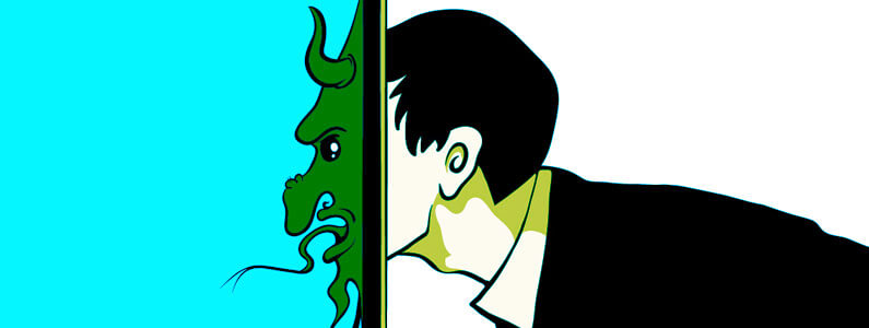 Falar mal dos outros é um reflexo DISTO