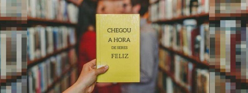 CHEGOU A HORA DE SERES FELIZ